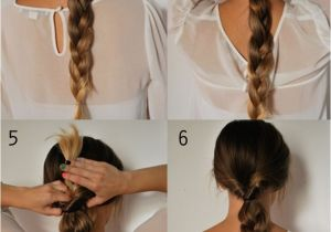 Easy 5 Minute Hairstyles for Long Hair 19 Pretty Long Hairstyles with Tutorials Pretty Designs