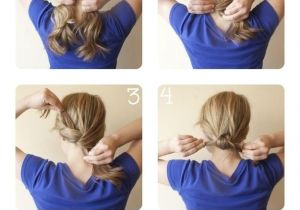 Easy 5 Minute Hairstyles for Long Hair 32 Chic 5 Minute Hairstyles Tutorials You May Love