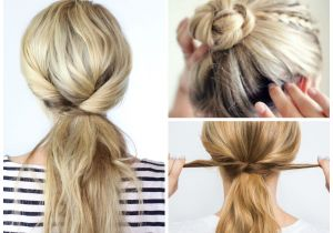 Easy 5 Minute Hairstyles for Long Hair 8 Beyond Easy 5 Minute Hairstyles for Those Crazy Busy