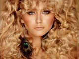Easy 70s Hairstyles Iconic 70s Hairstyles for Modern Day Disco Glamour