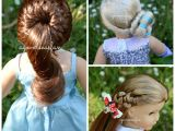 Easy American Girl Doll Hairstyles Step by Step American Girl Doll Disney Frozen Elsa Hairstyle