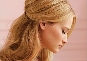 Easy and attractive Hairstyles 10 Minute Cute and Easy Hairstyles to Start Your Day