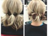 Easy and Cute Bun Hairstyles Pretty Cute Easy Bun Hairstyles