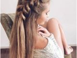 Easy and Cute Hairstyles for the Beach 182 Best Hair Images On Pinterest In 2019