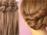 Easy and Cute Hairstyles On Dailymotion Easy Bun Hairstyles for Long Hair Dailymotion — Hylenddawards