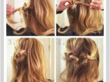 Easy and Cute Hairstyles Step by Step 15 Cute Hairstyles Step by Step Hairstyles for Long Hair