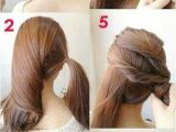 Easy and Cute Hairstyles Step by Step 7 Easy Step by Step Hair Tutorials for Beginners Pretty