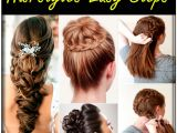 Easy and Cute Hairstyles Step by Step Hairstyles Easy Hairstyles Step by Step