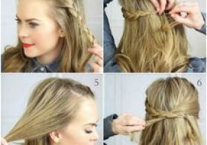 Easy and Cute Hairstyles Tutorials Cute and Easy Hairstyle Tutorials 45 Hairhairhair