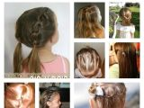 Easy and Cute Hairstyles with Steps Easy Hairstyle Ideas New Easy Braid Hairstyles Step by Step Fresh I