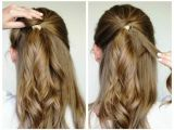 Easy and Simple Hairstyles for Party Easy Party Hairstyles for Long Hair Step by Step 2018 for