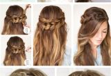 Easy and Simple Hairstyles for Party Party Hairstyles for Long Hair Using Step by Step Easy