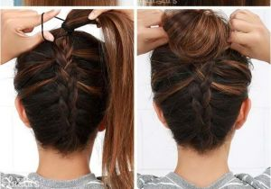 Easy and Simple Hairstyles to Do at Home Easy Hairstyles to Do at Home Step by Step