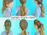 Easy athletic Hairstyles Cute Hairstyles for Basketball