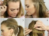 Easy Back to School Hairstyles for Medium Hair 15 Cute and Easy Ponytail Hairstyles Tutorials Popular