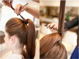 Easy Backcombing Hairstyles 5 Hacks and Tutorials How to Make A Fuller Ponytail