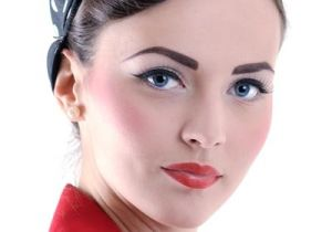 Easy Bandana Hairstyles 15 Pin Up Hairstyles Easy to Make Yve Style