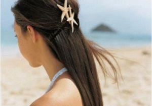 Easy Beach Hairstyles for Long Hair Simple Beach Wedding Hairstyles for Long Hair