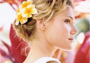 Easy Beach Wedding Hairstyles Beach Wedding Hair Styles