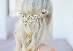 Easy Beach Wedding Hairstyles Coiffure Mariage Tresse 6 Inspirations à Arborer Le Jour