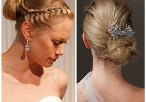 Easy Beach Wedding Hairstyles Simple Beach Wedding Hairstyles with Veil