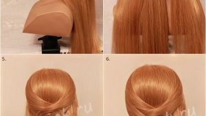 Easy Bedtime Hairstyles Beautiful 10 Minutes Ponytail Hairstyle Alldaychic