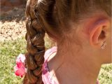 Easy Bedtime Hairstyles Princess Piggies Friday S Bedtime Braids