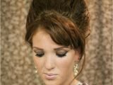 Easy Beehive Hairstyle Beehive Hairstyle Page 7