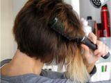 Easy Blow Dry and Go Hairstyles Styling An Angled Bob Easy Everyday Tutorial One Little