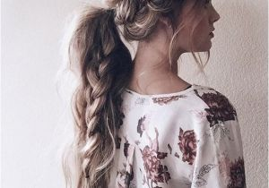 Easy Bohemian Hairstyles 13 Easy Summer Hairstyles Your Inner Mermaid Will Love