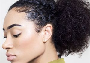 Easy Braid Hairstyles for Black Hair 15 Cool Braids that are Actually Easy We Swear