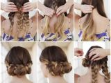 Easy Braid Hairstyles to Do Yourself Lovely Braided Hairstyle Tutorials that You Can Make