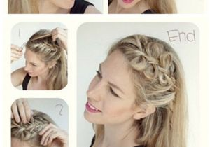 Easy Braided Hairstyles for Short Hair Step by Step 9 Types Of Classy Braided Hairstyle Tutorials You Should Try