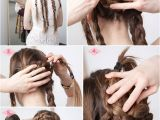 Easy Braided Hairstyles for Thick Hair 12 Diy Braid Tutorials Great for Brides