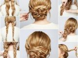Easy Bridal Hairstyles Step by Step Bridal Hairstyles Open Semi Open Pinned Up 100