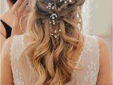 Easy Bridesmaid Hairstyles for Long Hair 24 Beautiful Bridesmaid Hairstyles for Any Wedding the