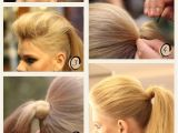Easy Bump Hairstyles top 10 Fashionable Ponytail Hairstyles for Summer 2018