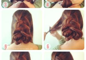 Easy but Amazing Hairstyles 32 Amazing and Easy Hairstyles Tutorials for Hot Summer