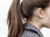 Easy but Nice Hairstyles 10 Lovely Ponytail Hair Ideas for Long Hair Easy Doing