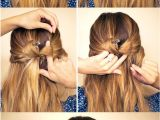 Easy but Pretty Hairstyles 19 Pretty Long Hairstyles with Tutorials Pretty Designs