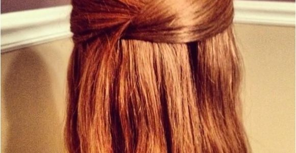 Easy but Pretty Hairstyles 21 Easy Hairstyles You Can Wear to Work