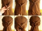 Easy but Pretty Hairstyles for Long Hair Cute Simple Hairstyles for Long Hair