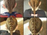 Easy but Pretty Hairstyles for School Cute School Hairstyles for Everyday Braided Ponytail