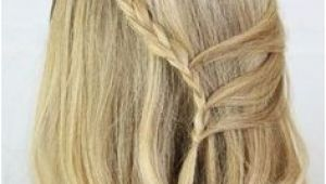 Easy Cascading Braids Hairstyles 125 Best Braided Cascade Images