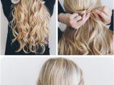 Easy Casual Hairstyles for School 25 Best Ideas About Easy Casual Hairstyles On Pinterest