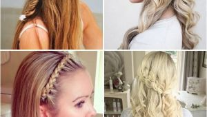 Easy Casual Hairstyles for School Casual Hairstyles for School