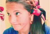 Easy Cheer Hairstyles 59 Easy Ponytail Hairstyles for School Ideas