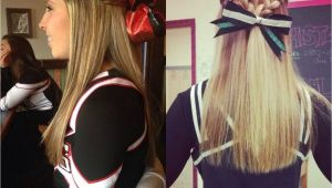 Easy Cheer Hairstyles Absolutely Cute Cheer Hairstyles Any Cheerleader Will Love