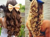 Easy Cheer Hairstyles Hairstyles for Cheerleaders