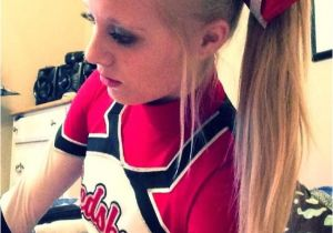Easy Cheerleading Hairstyles 7 Cute Cheerleader Hairstyles
